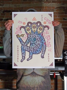 Image of Unholy Alchemy Art Print