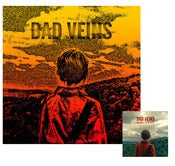 Image of Bad Veins - The Mess We've Made CD + Poster Bundle