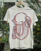 Image of &quot;SWAMPY (3)D&quot; T-Shirt