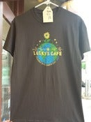 Image of Lucky's Cafe Exclusive Earth Day T-Shirts (Limited Supply)