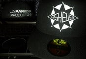 Image of AshEvsy &amp; JAPARKOUR Productions Fitted Cap