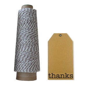 Image of Thanks Tags & Twine