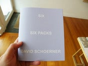 Image of David Schoerner - Six Six Packs