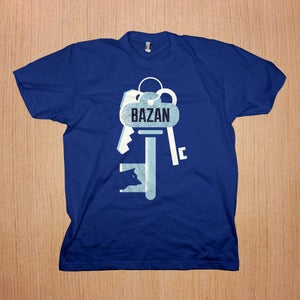 Image of Bazan: Wolves At The Door - Shirt