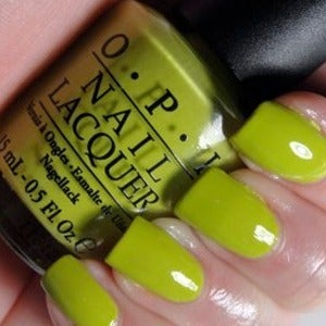 Image of OPI Nail Polish N13 Did It On 'Em Nicki Minaj Nail Collection Limited Edition
