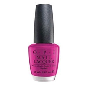Image of OPI Nail Polish E46 Ate Berries In The Canaries