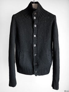 Image of A.P.C. - Handknit Cardigan Jacket
