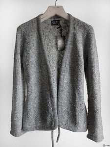 Image of Number (N)ine - FW09 Belted Nubby Cardigan