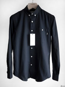 Image of Patrik Ervell - Silk Collar Button-Down Shirt
