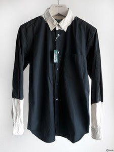 Image of Comme des Garcons Evergreen - Spot Dyed Classic Shirt
