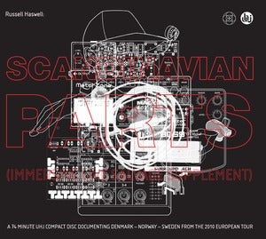 "Image of RUSSELL HASWELL >>""SCANDINAVIAN PARTS (IMMERSIVE LIVE SALVAGE SUPPLEMENT)""<< CD"