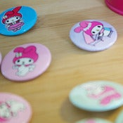 Image of Badge My Melody