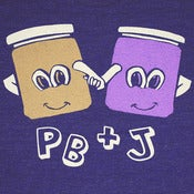 Image of PB &amp; J  T-shirt