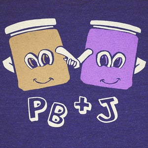 Image of PB & J  T-shirt