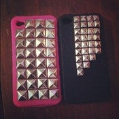 Image of Studded iPhone Case