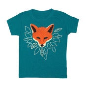 Image of Fox Green | KIDS TEE