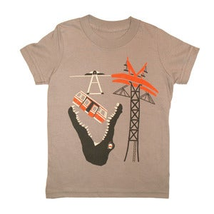 Image of Alligator | KIDS TEE