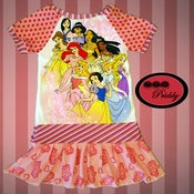 Image of **SOLD OUT** Disney Princesses Unite - Size 7/8