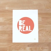 Image of Be Real
