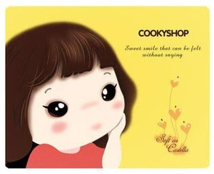 Image of Tapis de souris kawaii Cookyshop