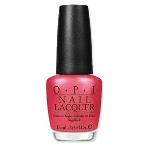 Image of OPI Nail Polish Spider-Man Collection 2012 M33 Your Web or Mine