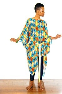 Image of Gulab Jal Mini Caftan