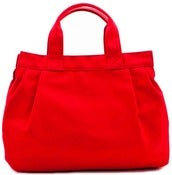 Image of Porter Tote - Cherry Canvas