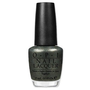 Image of OPI Nail Polish Spider-Man Collection 2012 M38 Number One Nemesis