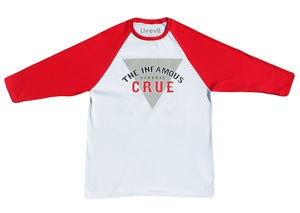 Image of The Infamous Cherry Baseball T-Shirt