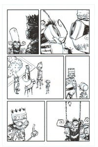Image of Marvelous Land of Oz-Issue#3-Page13