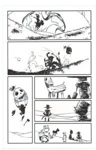 Image of Marvelous Land of Oz-Issue#4-Page12