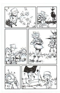 Image of Marvelous Land of Oz-Issue #7-Page 1