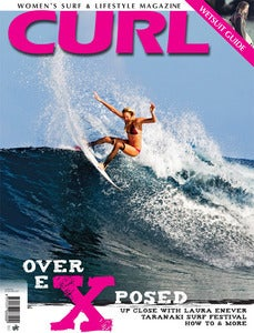 Image of 4 issue Subscription to Curl Magazine NZ SUBSCRIBERS ONLY