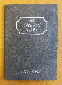 Image of Cardigan Heart by Lizzy Stewart