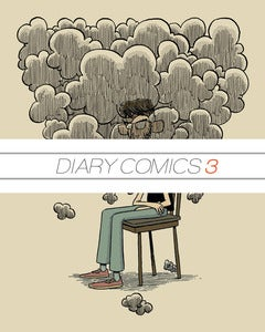 Image of DIARY COMICS #3 