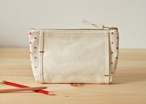 Image of Quarter Dot Pouch - No. 1