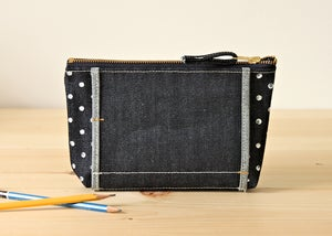 Image of Quarter Dot Pouch - No. 2