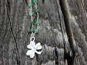 Image of Shamrock Necklace