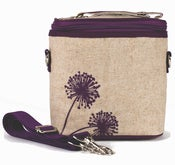 Image of So Young Mother Large Cooler Bag - Purple Dandelion
