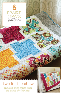 Image of Two for the Show: Quilting Pattern #115