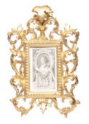 Image of 18th Century Spanish Gold Frame