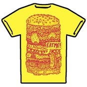 Image of &quot;EAT ME!&quot; T-SHIRT
