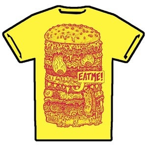 "Image of ""EAT ME!"" T-SHIRT"