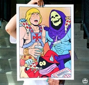Image of What if He-Man and Skeletor were Best Friends? - Sold Out