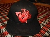 Image of LSP RED FLATBILL HAT