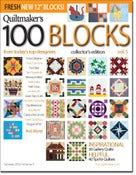 Image of Quiltmaker's 100 Blocks Volume 5