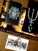 Image of Unearthly Trance - V cassette