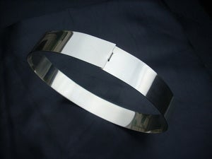 Image of Iman Silver Belt
