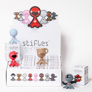 Image of BD - Stifles Box (Series 1)