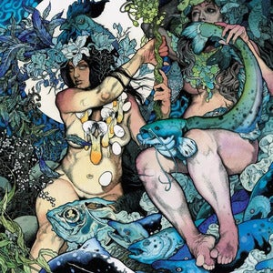 Image of Baroness - Blue Record CD